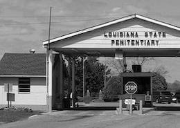 Louisiana State Penitentiary entrance